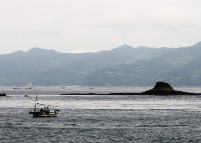 Fisherman near Shimanami