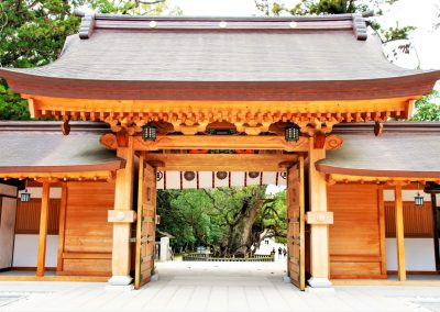 Shrine on the Shimanami Kaido